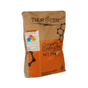 Cemento Conductivo Thor Cem