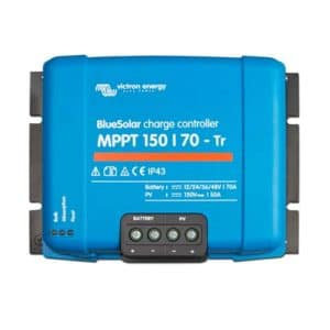 Controlador BlueSolar MPPT 150/70