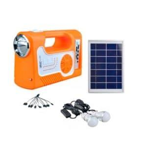 Kit Solar Basic