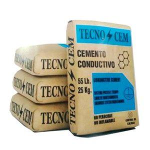 Cemento Conductivo Tecno Cem