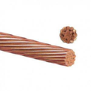 Cable de Cobre Desnudo