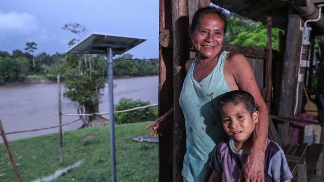 Proyectos fotovoltaicos beneficiaran a más de 10 mil familias en Loreto