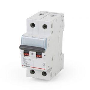 Interruptor Termomagnético 2x16a – Bticino