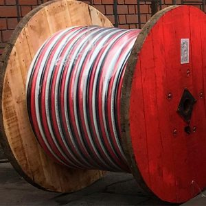 Cable N2XOH 0.6/1 KV 3-1x150mm2