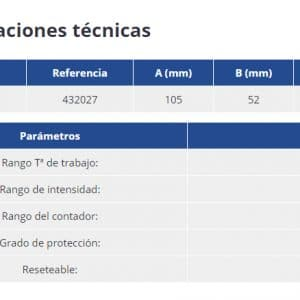 CONTADOR DE RAYOS CDR-HS – INGESCO