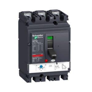 Interruptor Compact NSX160F 3×112-160A Schneider