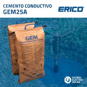 Cemento Conductivo ERICO GEM